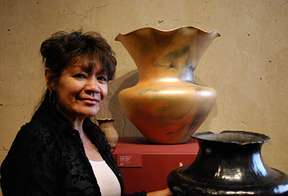 First Saturday Open House and Pottery Demonstration