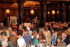 Fourth Biennial Gala Banquet & Art Auction August 8, 2015